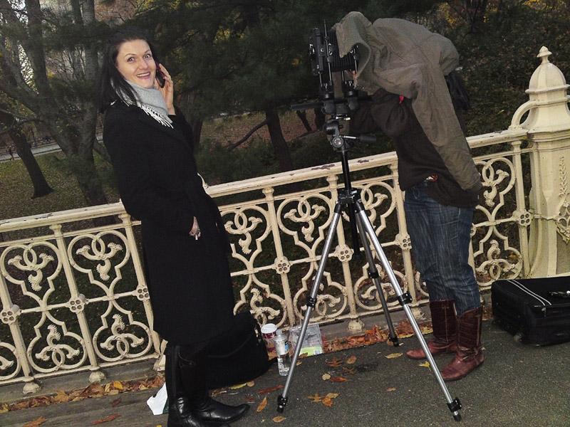Central Park, November 20, 2009