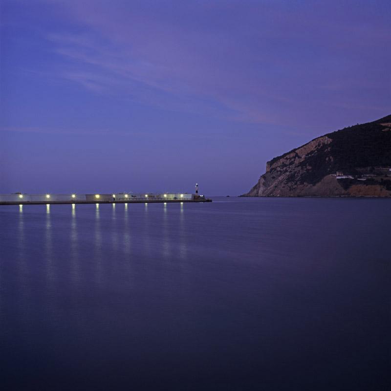 Harbor, Skopelos 2009.