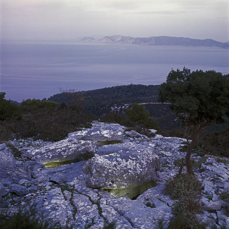 Sedoukia, Skopelos 2009
