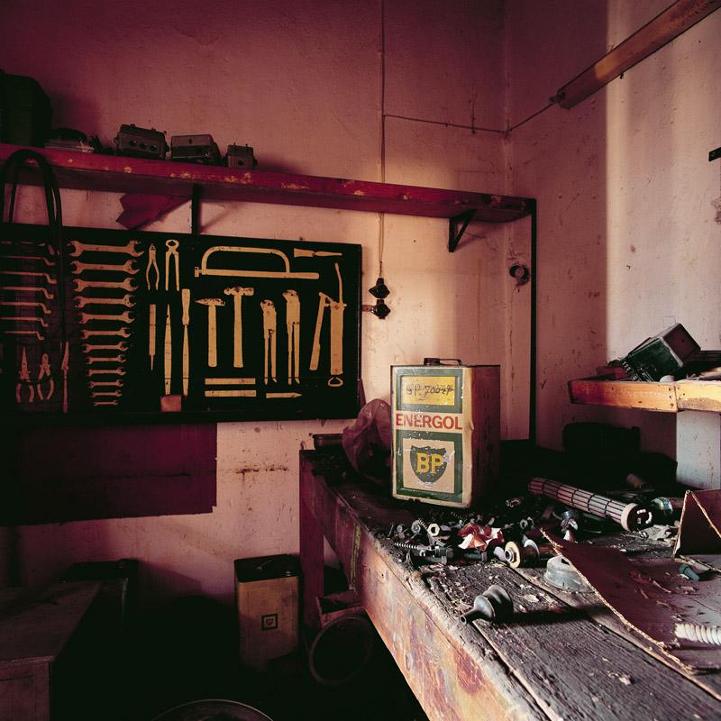 """American Tobacco Company """"Kitrini"""",  Volos, January 2007."""